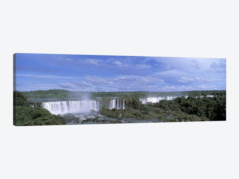 Iguazu Falls Iguazu National Park Brazil by Panoramic Images 1-piece Canvas Art
