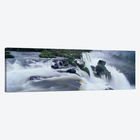 Iguazu Falls, Iguazu National Park, Misiones Province, Argentina Canvas Print #PIM4244} by Panoramic Images Canvas Wall Art