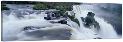 Iguazu Falls, Iguazu National Park, Misiones Province, Argentina Canvas Art Print