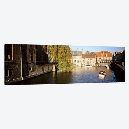 Brugge Belgium Canvas Print #PIM4248} by Panoramic Images Canvas Art Print