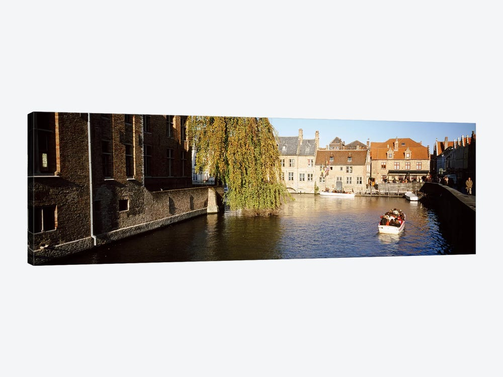 Brugge Belgium by Panoramic Images 1-piece Canvas Art Print