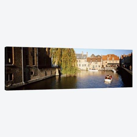 Brugge Belgium Canvas Print #PIM4248} by Panoramic Images Canvas Art Print