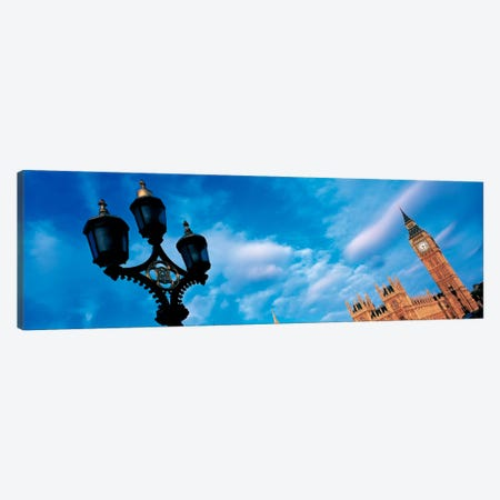 Big Ben London England Canvas Print #PIM424} by Panoramic Images Art Print