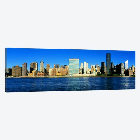 New York City NY #2 Canvas Print #PIM4257} by Panoramic Images Canvas Print