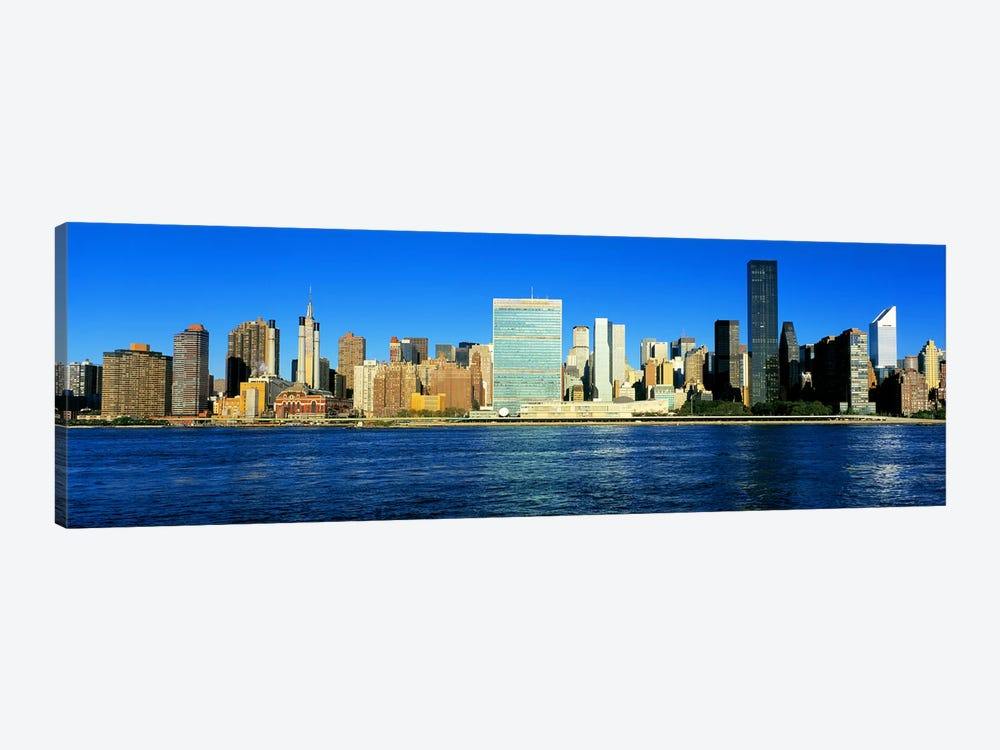 New York City NY #2 by Panoramic Images 1-piece Canvas Print