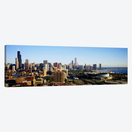 Chicago, Illinois, USA #2 Canvas Print #PIM4260} by Panoramic Images Canvas Print