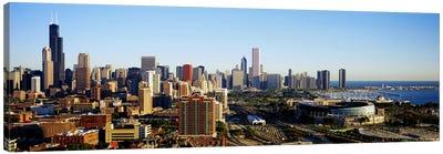 Chicago, Illinois, USA #2 Canvas Print #PIM4260