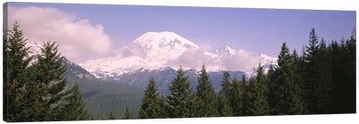 Mt Ranier Mt Ranier National Park WA Canvas Print #PIM4266