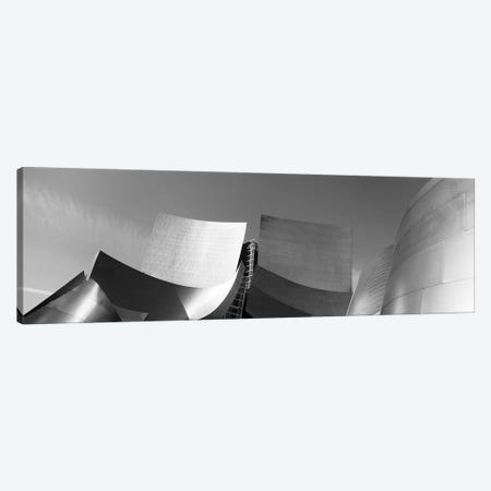 Walt Disney Concert Hall, Los Angeles, California, USA Canvas Print #PIM4284} by Panoramic Images Canvas Art