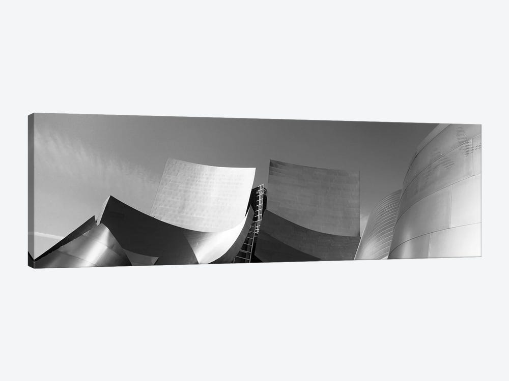 Walt Disney Concert Hall, Los Angeles, California, USA by Panoramic Images 1-piece Canvas Print