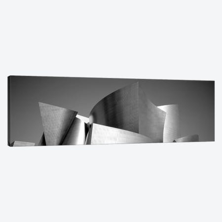 Low angle view of a building, Walt Disney Concert Hall, City of Los Angeles, California, USA Canvas Print #PIM4285} by Panoramic Images Canvas Art