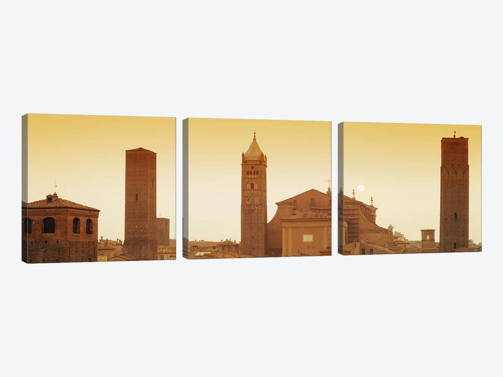 Bologna, Italy 3-piece Canvas Print