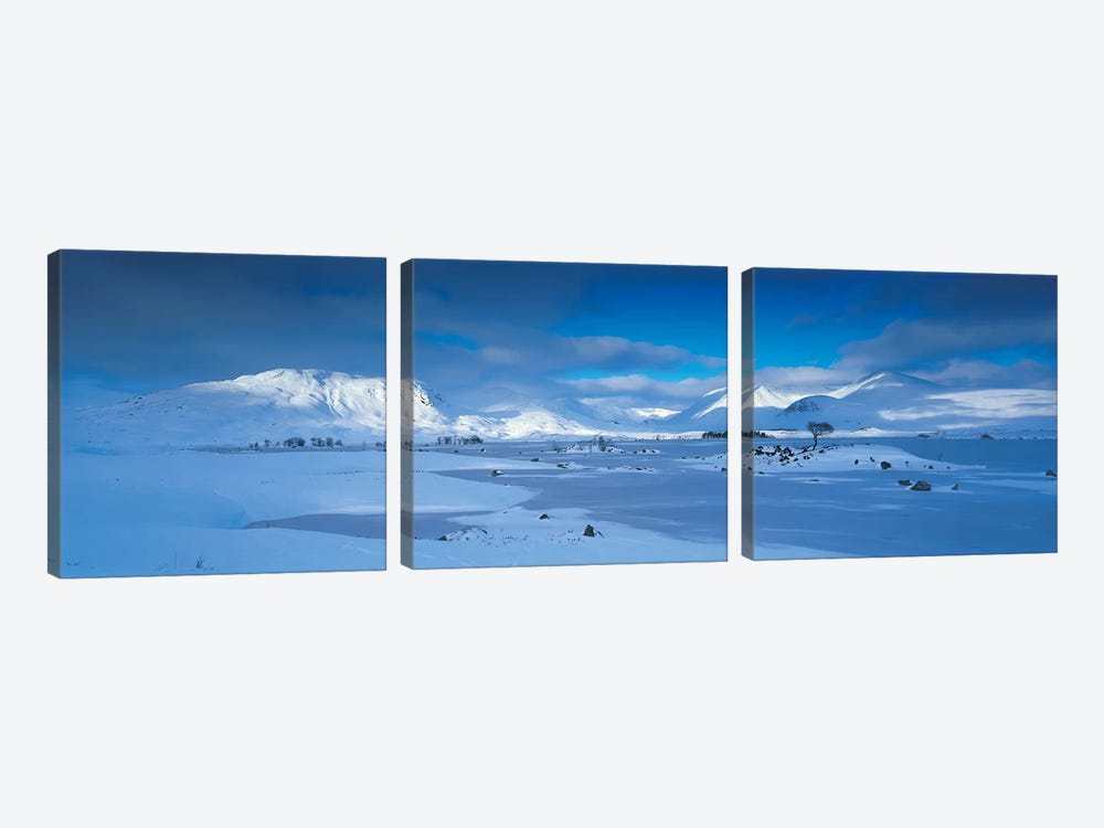 Trossachs National Park Scotland UK by Panoramic Images 3-piece Art Print