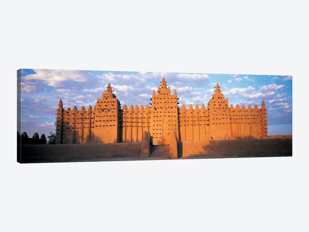Great Mosque Of Djenne, Mali, Africa by Panoramic Images 1-piece Canvas Wall Art