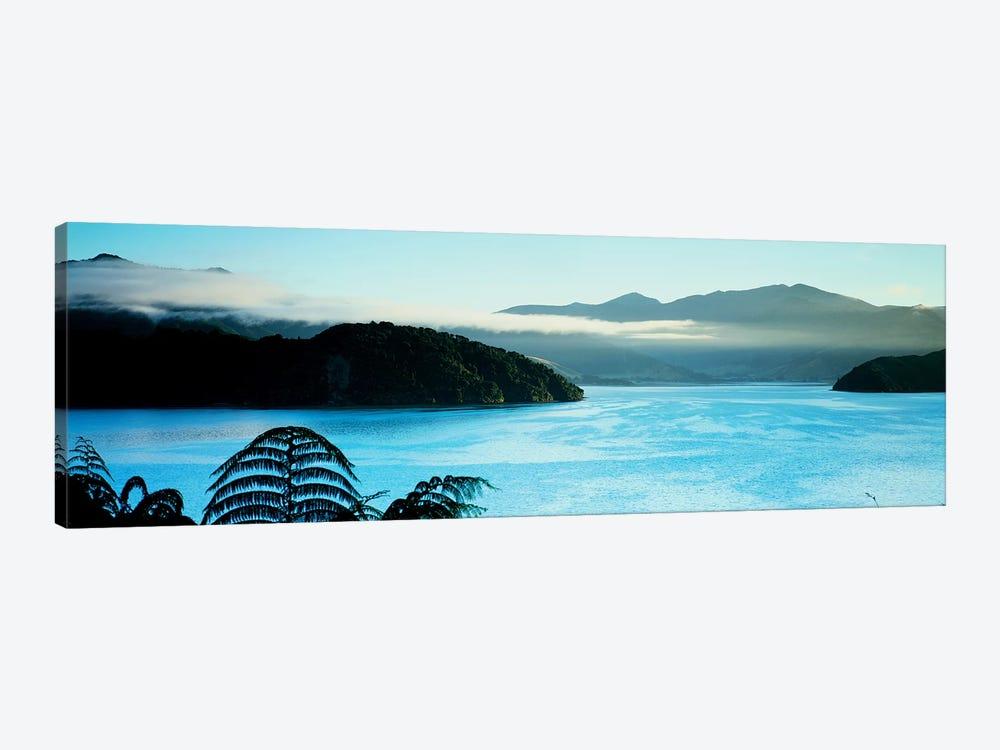 Kenepuru Sound, Marlborough Sounds, South Island, New Zealand by Panoramic Images 1-piece Canvas Wall Art