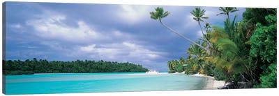 Aitutak Cook Islands New Zealand Canvas Print #PIM4313