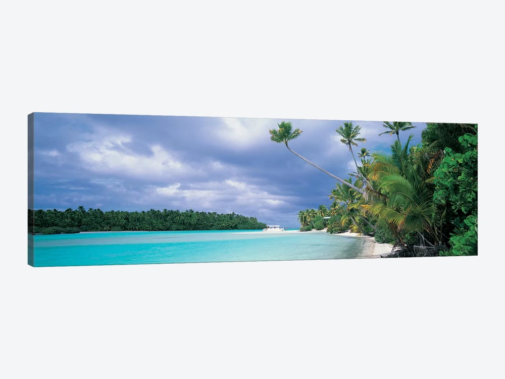 Aitutak Cook Islands New Zealand by Panoramic Images 1-piece Canvas Wall Art
