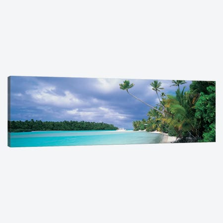 Aitutak Cook Islands New Zealand Canvas Print #PIM4313} by Panoramic Images Canvas Art Print