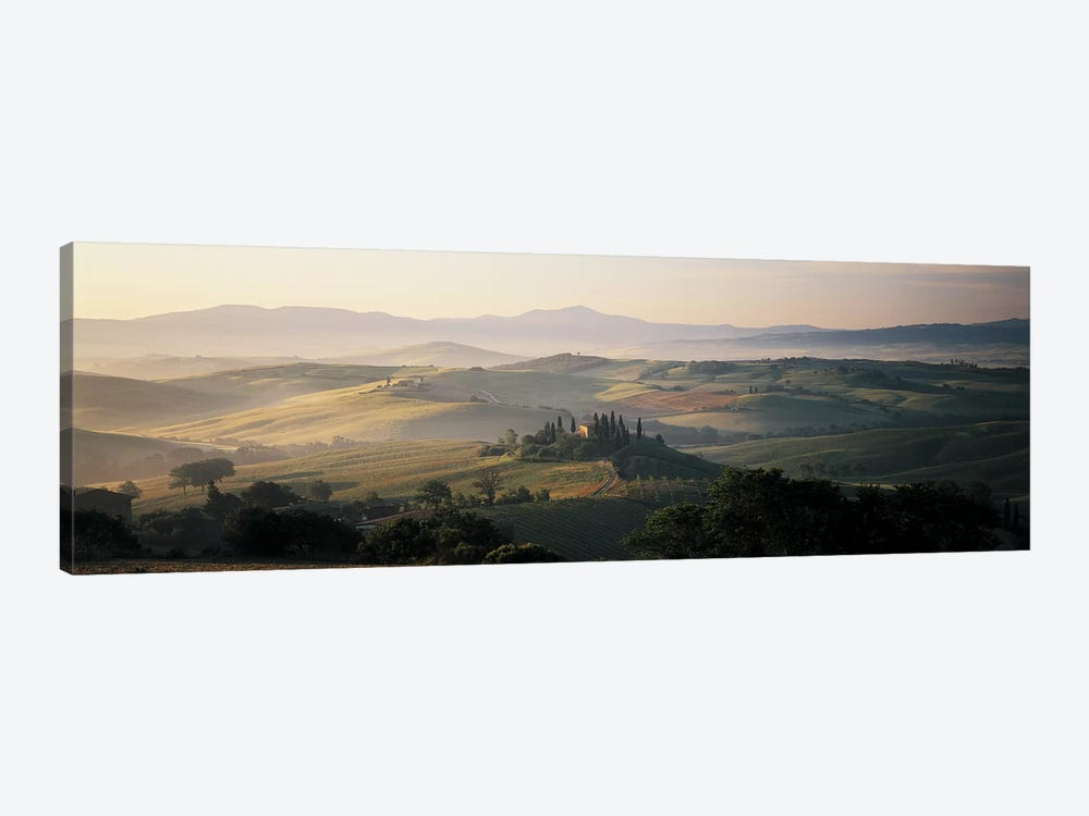 Farm Tuscany Italy 1-piece Canvas Print