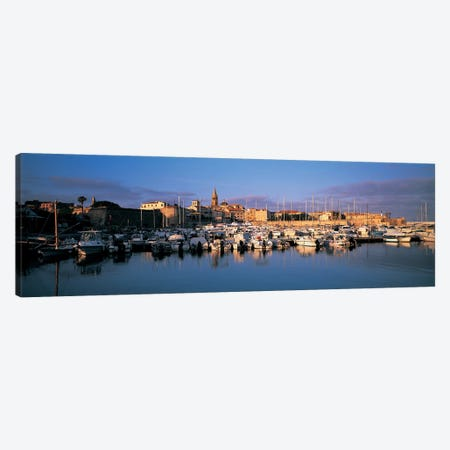 Alghero Sardinia Italy Canvas Print #PIM4315} by Panoramic Images Canvas Wall Art