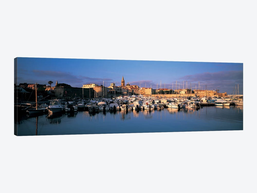 Alghero Sardinia Italy by Panoramic Images 1-piece Canvas Wall Art