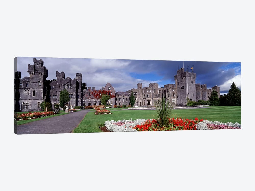 Ashford Castle, County Galway, Connacht Province, Republic Of Ireland by Panoramic Images 1-piece Art Print