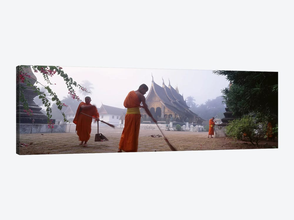 Vat Xieng ThongLuang Prabang, Laos by Panoramic Images 1-piece Canvas Art Print