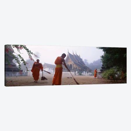 Vat Xieng ThongLuang Prabang, Laos Canvas Print #PIM4350} by Panoramic Images Canvas Art Print