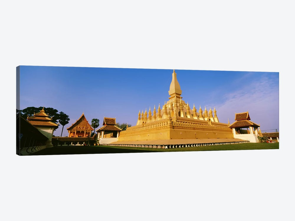 Pha That Luang TempleVientiane, Laos by Panoramic Images 1-piece Canvas Print
