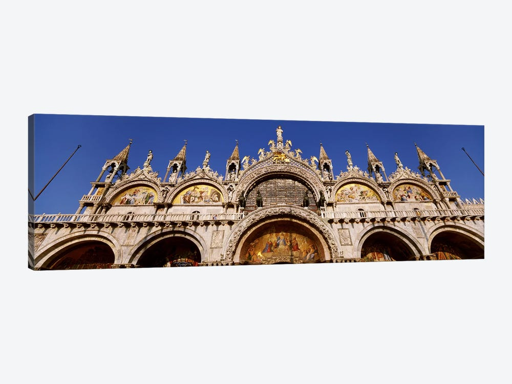Saint Marks BasilicaVenice, Italy by Panoramic Images 1-piece Canvas Art