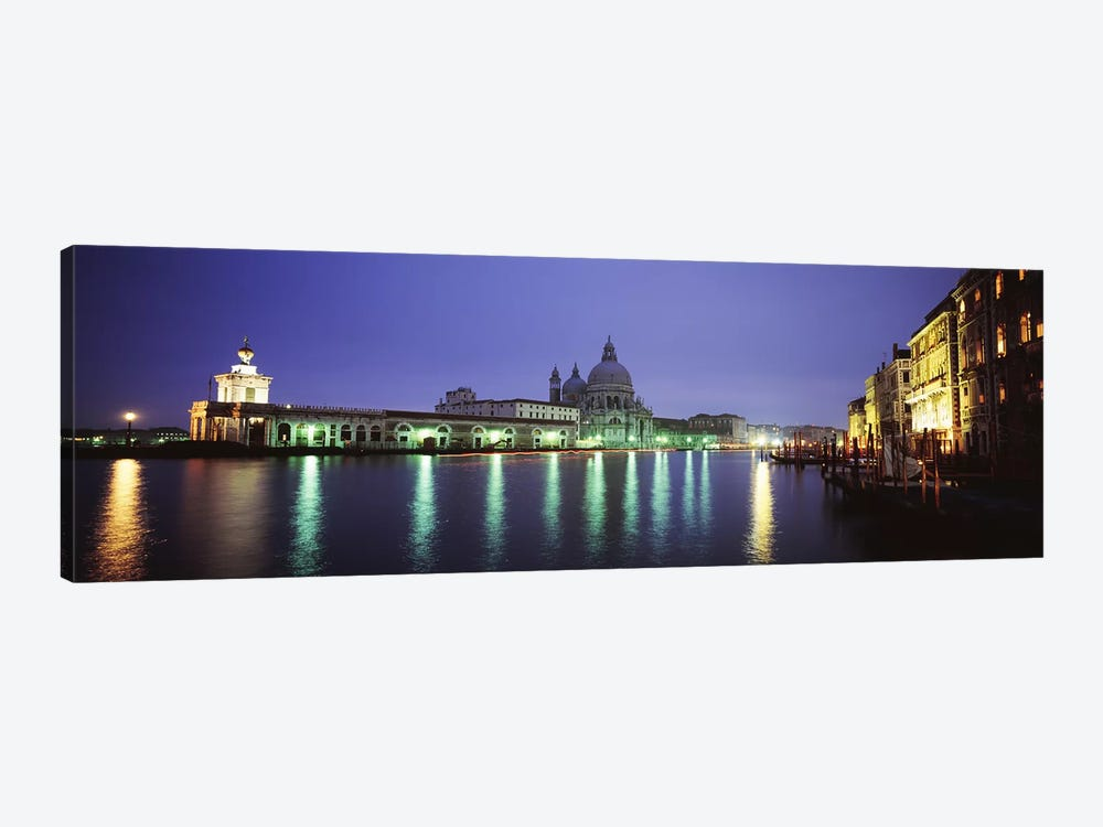 Grand Canal, Venice, Italy by Panoramic Images 1-piece Canvas Artwork