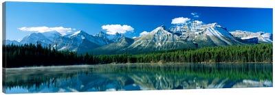 Herbert Lake Banff National Park Canada Canvas Art Print
