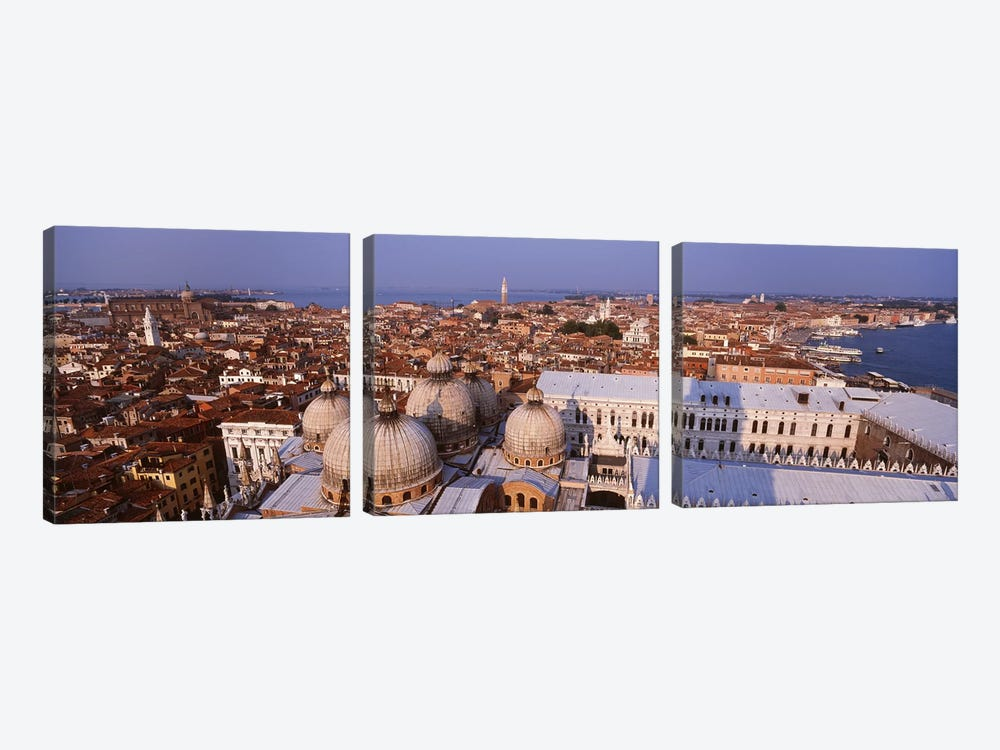 Venice, Italy by Panoramic Images 3-piece Canvas Art