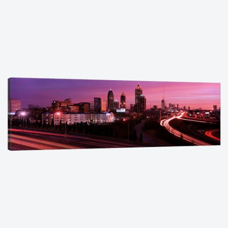 Atlanta, Georgia, USA #2 Canvas Print #PIM437} by Panoramic Images Canvas Art