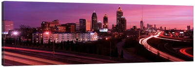 Atlanta, Georgia, USA #2 Canvas Art Print