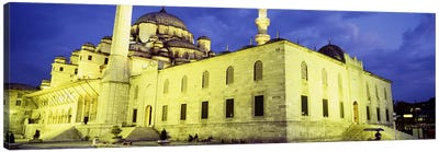 Yeni Mosque, Istanbul, Turkey by Panoramic Images Canvas Wall Art