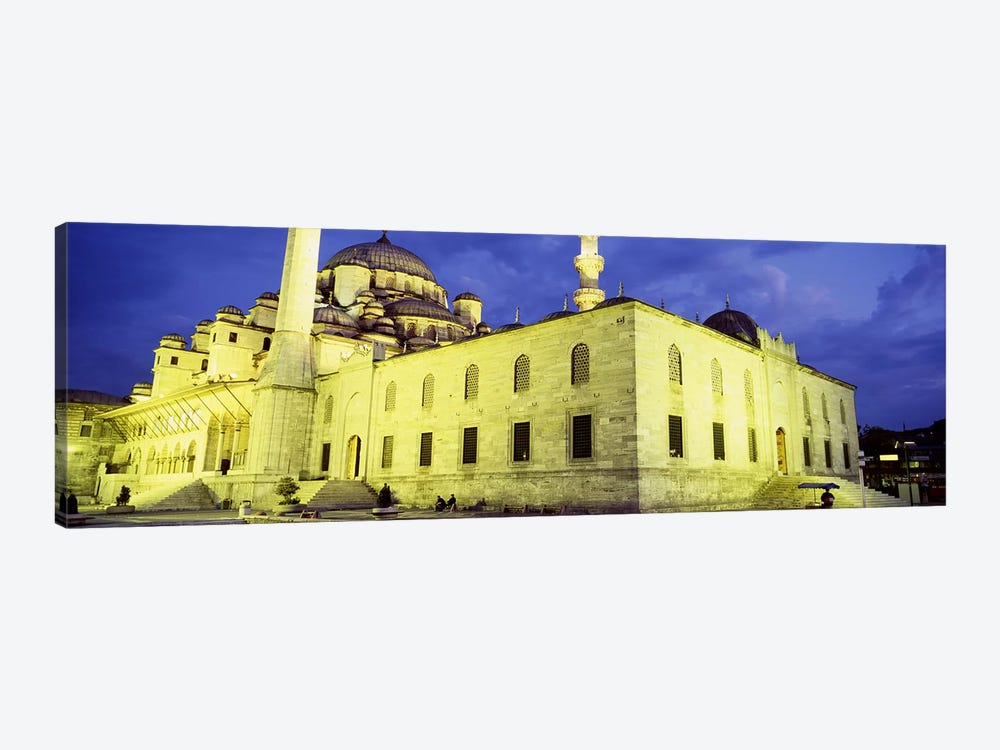 Yeni Mosque, Istanbul, Turkey by Panoramic Images 1-piece Canvas Artwork