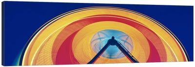Ferris Wheel at Rose Festival Carnival Portland OR USA Canvas Art Print