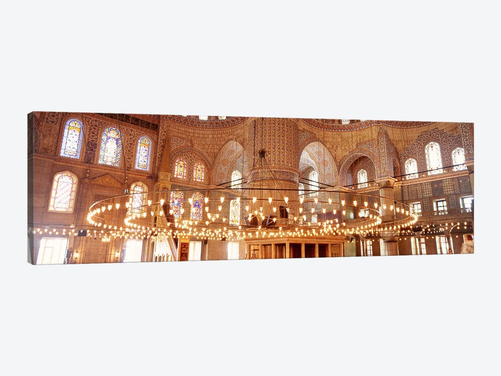 Blue Mosque, Istanbul, Turkey #2 by Panoramic Images 1-piece Canvas Print
