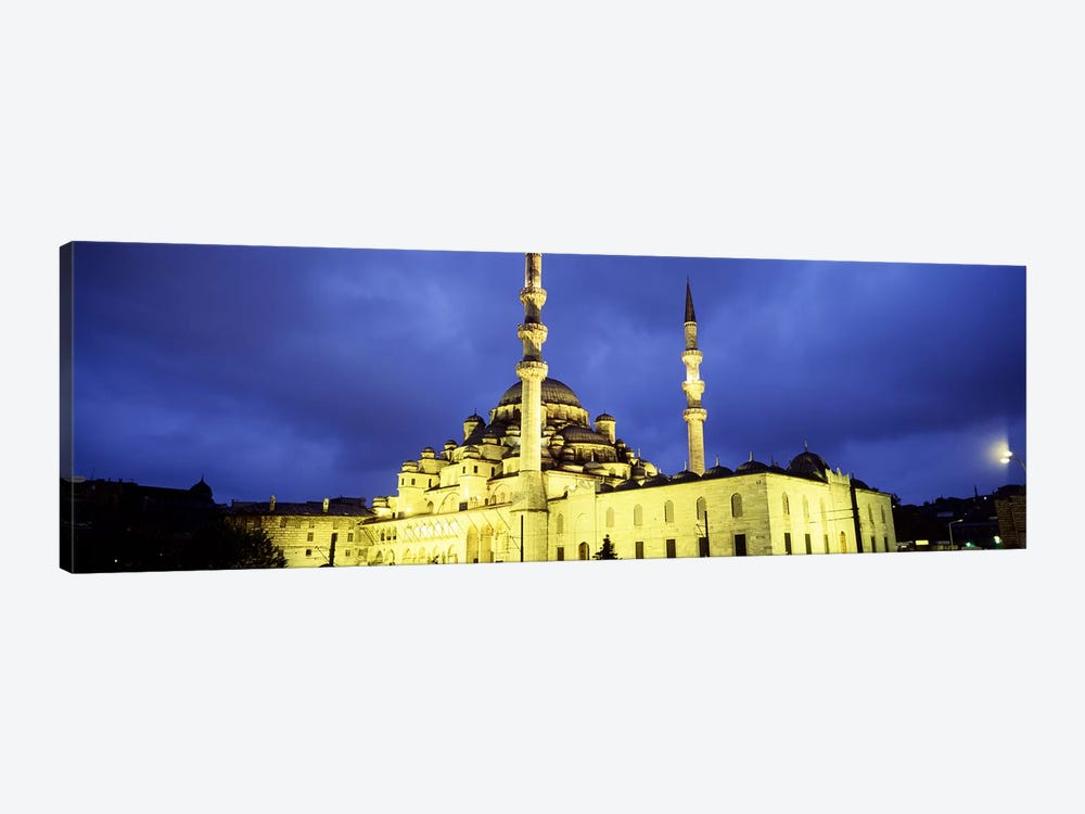 Yeni Mosque, Istanbul, Turkey #2 by Panoramic Images 1-piece Art Print