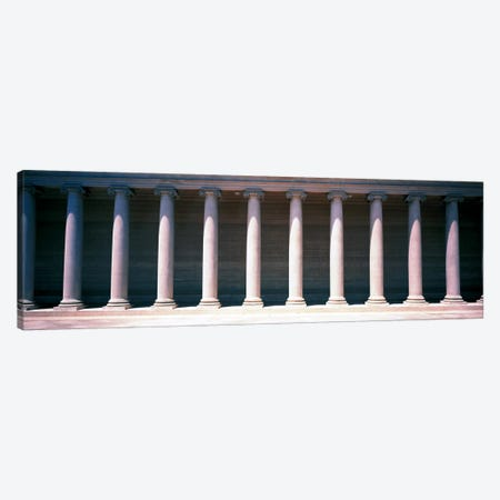 Row of Columns San Francisco CA Canvas Print #PIM448} by Panoramic Images Canvas Artwork