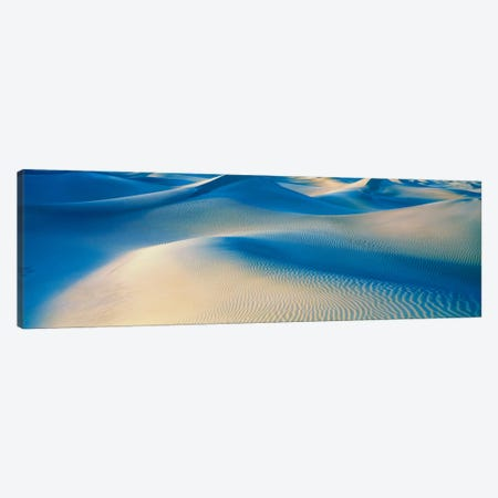 Mesquite Flats Death Valley National Park CA USA Canvas Print #PIM453} by Panoramic Images Art Print