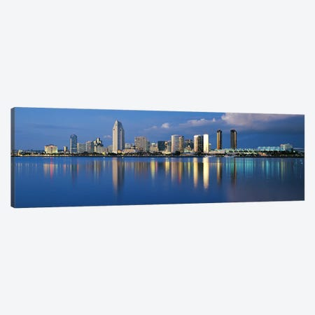 San Diego CA #2 Canvas Print #PIM4549} by Panoramic Images Canvas Artwork