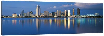 San Diego CA #2 Canvas Art Print