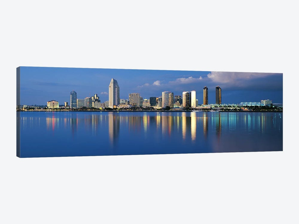 San Diego CA #2 by Panoramic Images 1-piece Canvas Art Print