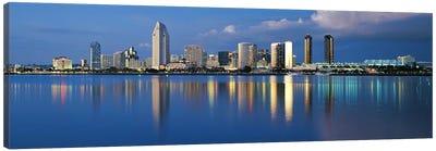 San Diego CA #2 Canvas Art Print