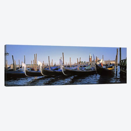 Italy, Venice, San Giorgio Canvas Print #PIM4578} by Panoramic Images Canvas Art Print
