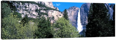 Yosemite Falls Yosemite National Park CA USA Canvas Art Print