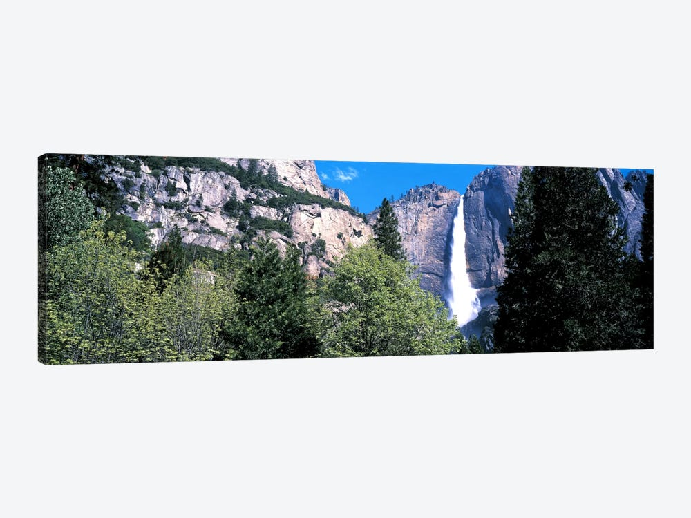 Yosemite Falls Yosemite National Park CA USA by Panoramic Images 1-piece Canvas Print