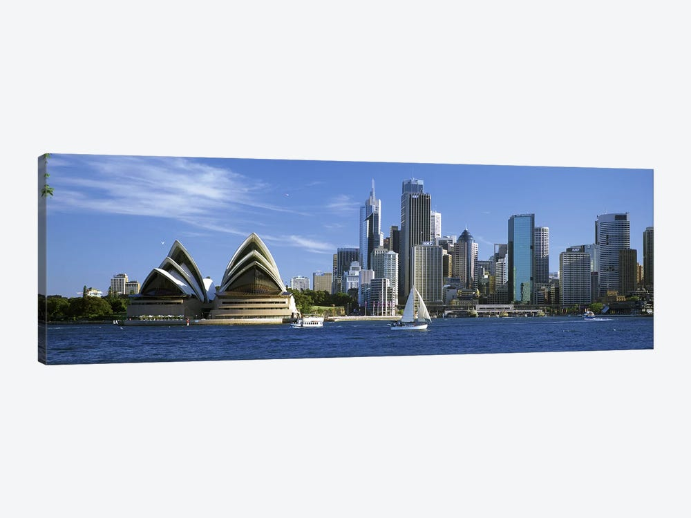 Central Business District Skyline, Sydney, New South Wales, Australia by Panoramic Images 1-piece Art Print